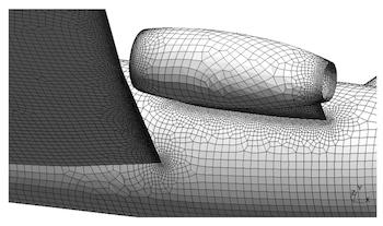 Gmsh: a three-dimensional finite element mesh generator with